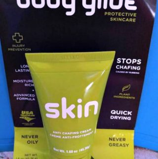 Body Glide Will Help Your Skin From Chafing During Activities