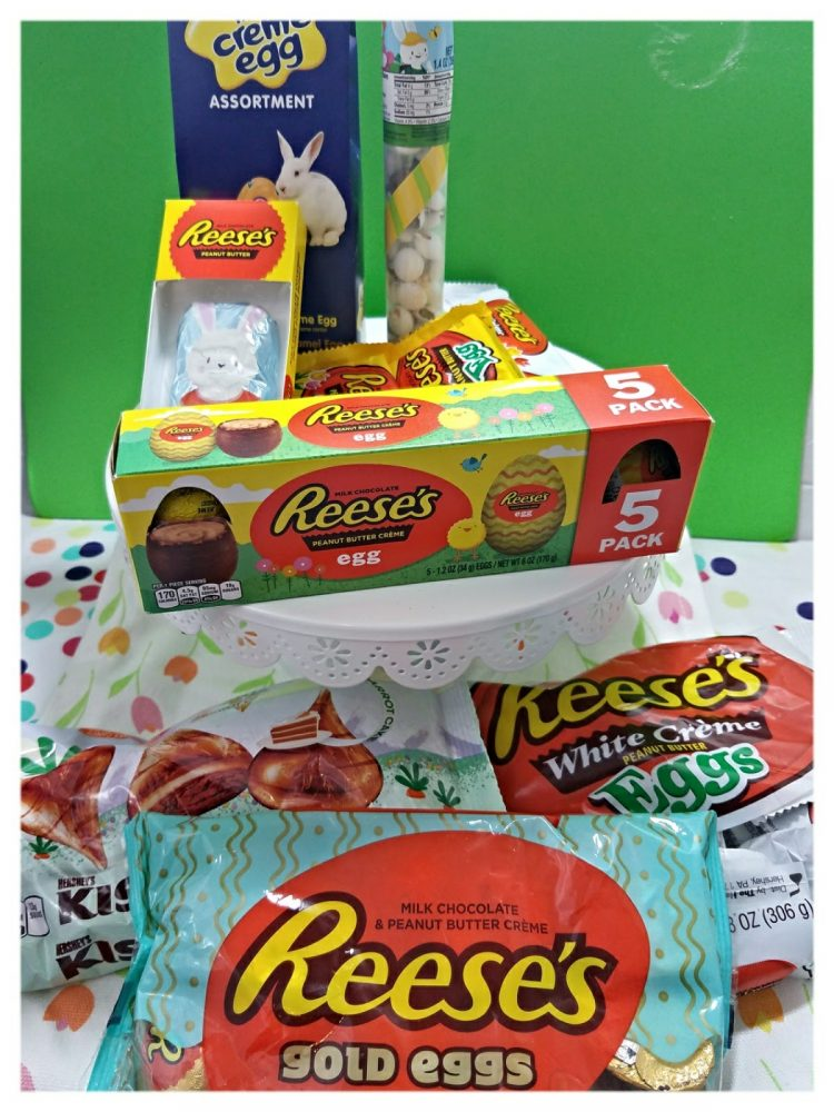 Celebrate Easter with Hershey- Fill those Baskets with Yummy Goodness!