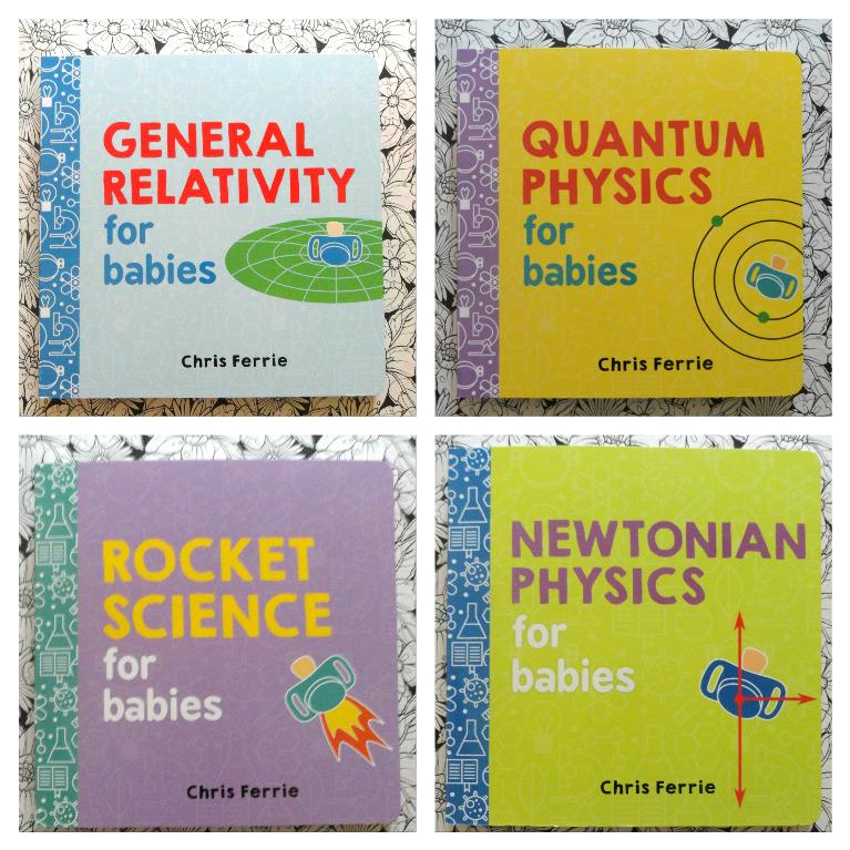 Learning board books