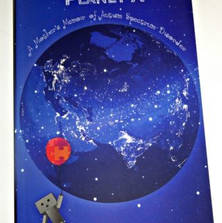 Planet A book