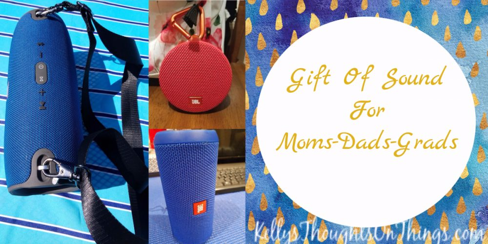 Give the GIFT OF SOUND: Moms-Dads-Grads