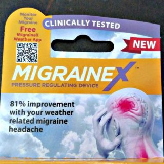 MigraineX Earplugs Will Make Migraines A Thing Of The Past