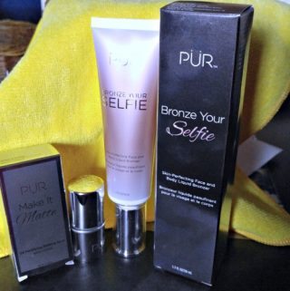 PÜR Cosmetics Will Help You Bronze And Blot Your Skin This Summer