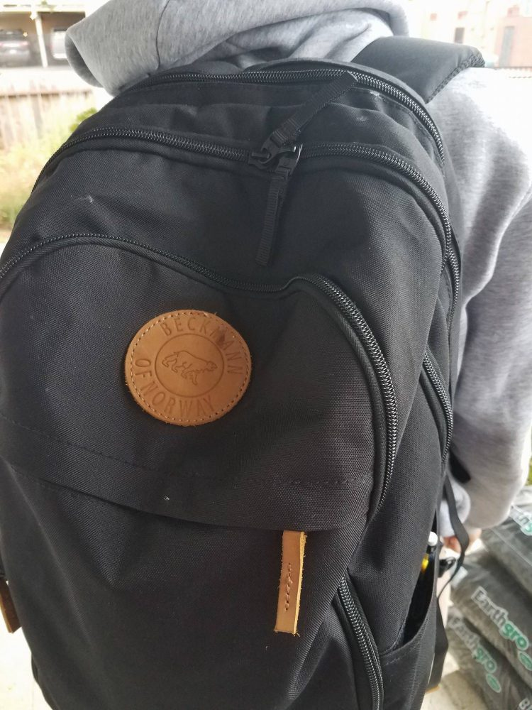 We are enjoying the Urban 30L- Oh my goodness this backpack is a big step up from what we are used to, that is for sure.