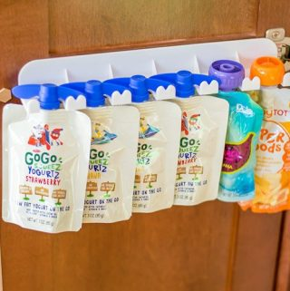 CleverTot Food Pouch Organizer Is A Must Have