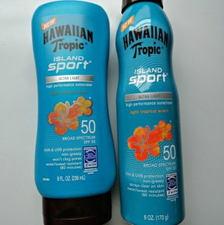 Hawaiian Tropic® Keeps Your Skin Safe from Summer Sun Rays