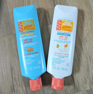 Protect Your Children From Sun and Bugs with Just One Product