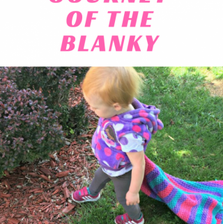 The Journey of the BLANKY (Plus Giveaway)