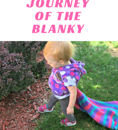 Journey of the Blanky- Lysol Laundry Sanitizer plus GIVEAWAY!