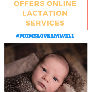 Moms Get Breastfeeding Questions Answered ONLINE!