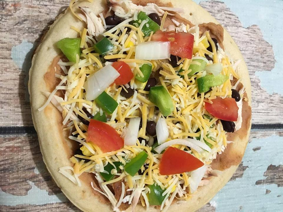 Mexican Pizza Recipe