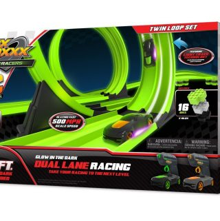 Let Your Little Racer Race Off Into The Night