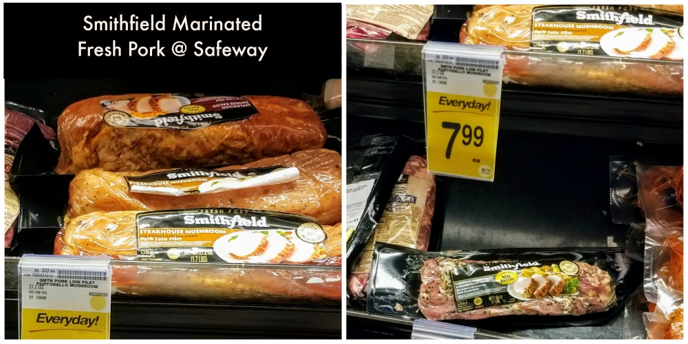 Smithfield Marinated Fresh Pork @ Safeway