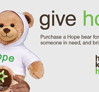 Give Hope To Those Who Are In Need #GiveHope