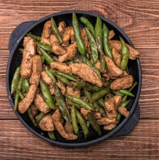 A Recipe Full Of Nourishment: Chicken And Asparagus Stir-Fry!