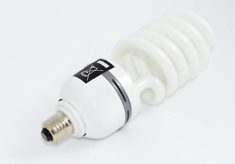 CFL mess choose LED lighting
