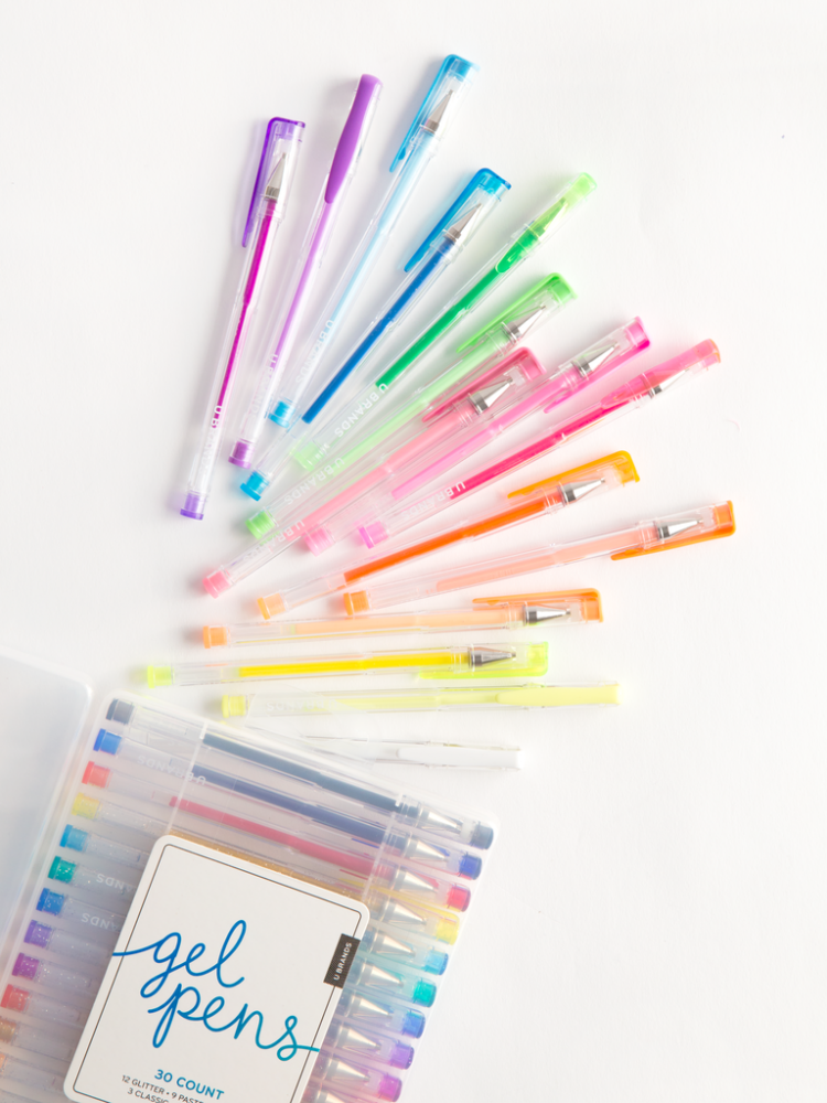 U Brands is here to help you upgrade your workspace with some style! With everything from stationery to office tools to home goods, this new, innovative company delivers creative designs with great quality and value.