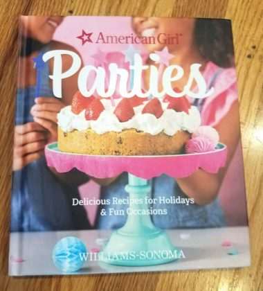 Summer Party Recipes from American Girl Parties