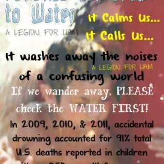 Become a Water Watchdog Child Drowning Advocate