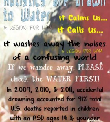 Water Watchdog Autism Mom