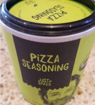 Sprinkle the Pizza Seasoning onto your homemade pizza before baking – preferably under the cheese. Fantastic for pizza bread, bruschetta, focaccia, or frozen pizza too!