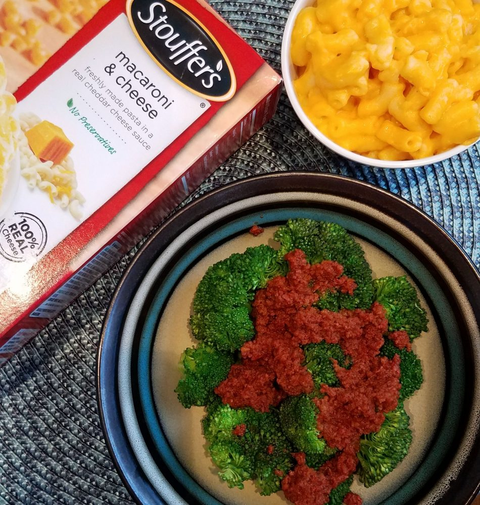 Stouffer's Mac & Cheese #BalancedYourPlate