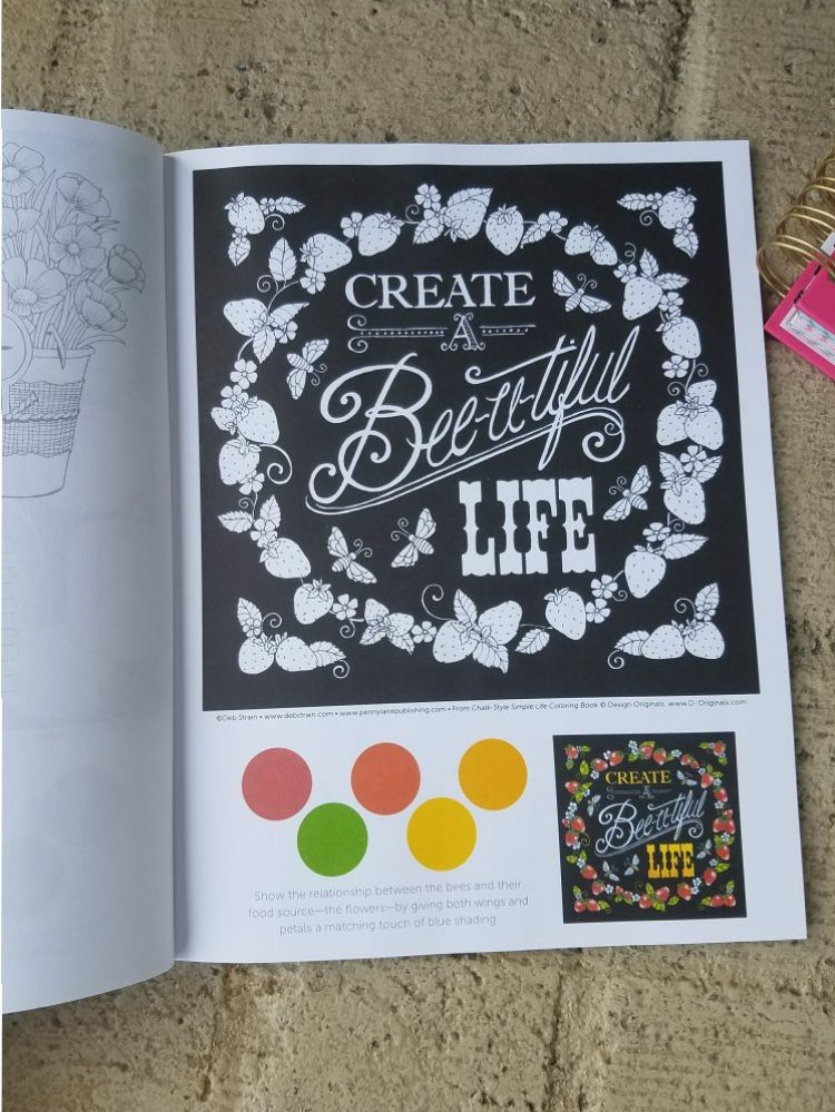 Keeps Girls Busy During the Summer- Coloring, Drawing & Crafts