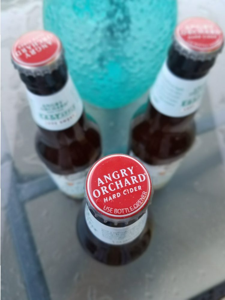 Summer Treats: Angry Orchard