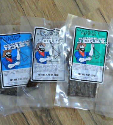 Must have jerky camping