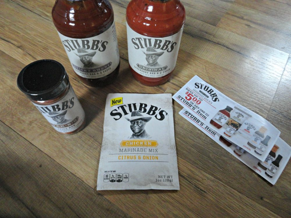 Stubb's spices kick up barbecues