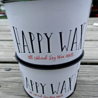 Melt Your Way to a Happy Home with Happy Wax