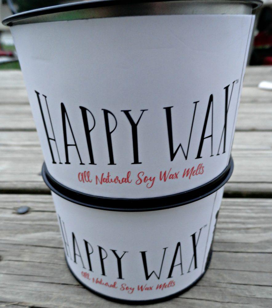 happy wax melt