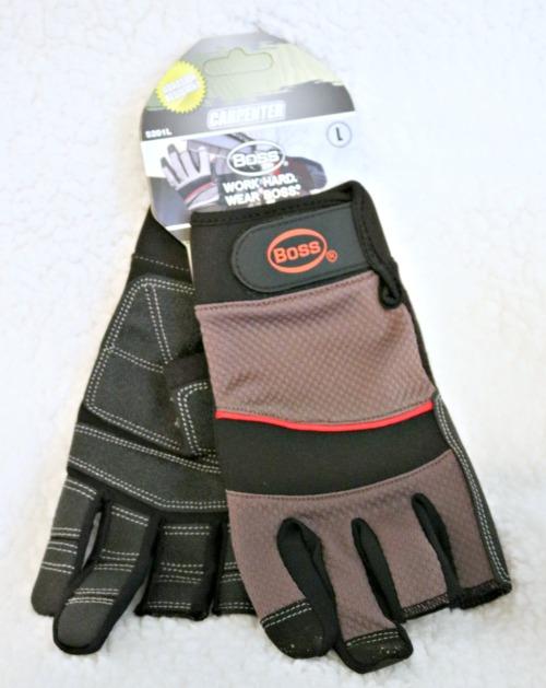 Men's Carpenter Gloves