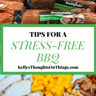 Tips for a STRESS-FREE BBQ (Coupon, Recipe, & Hack)