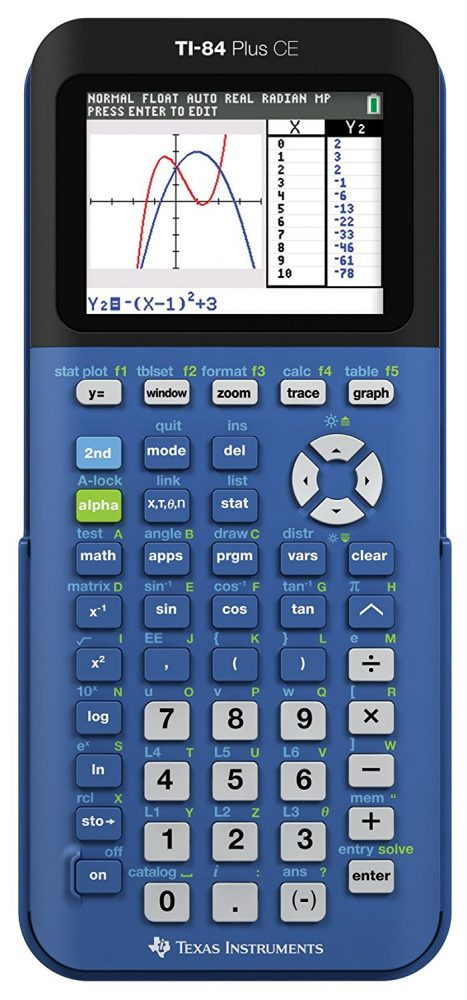 Be ready for school with TI-84