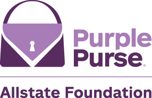 Help Someone Break Free And Feel Financial Empowerment- Allstate Purple Purse