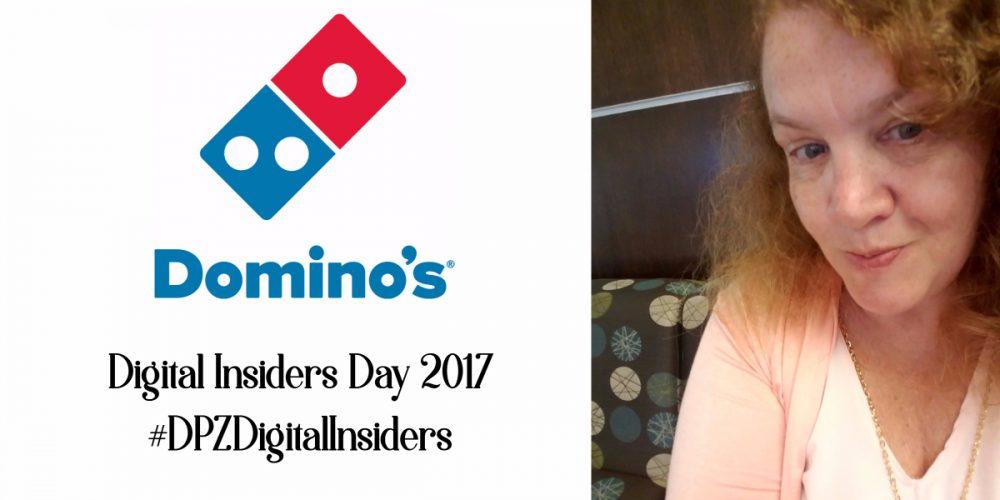 My Amazing Domino's Digital Insiders Day