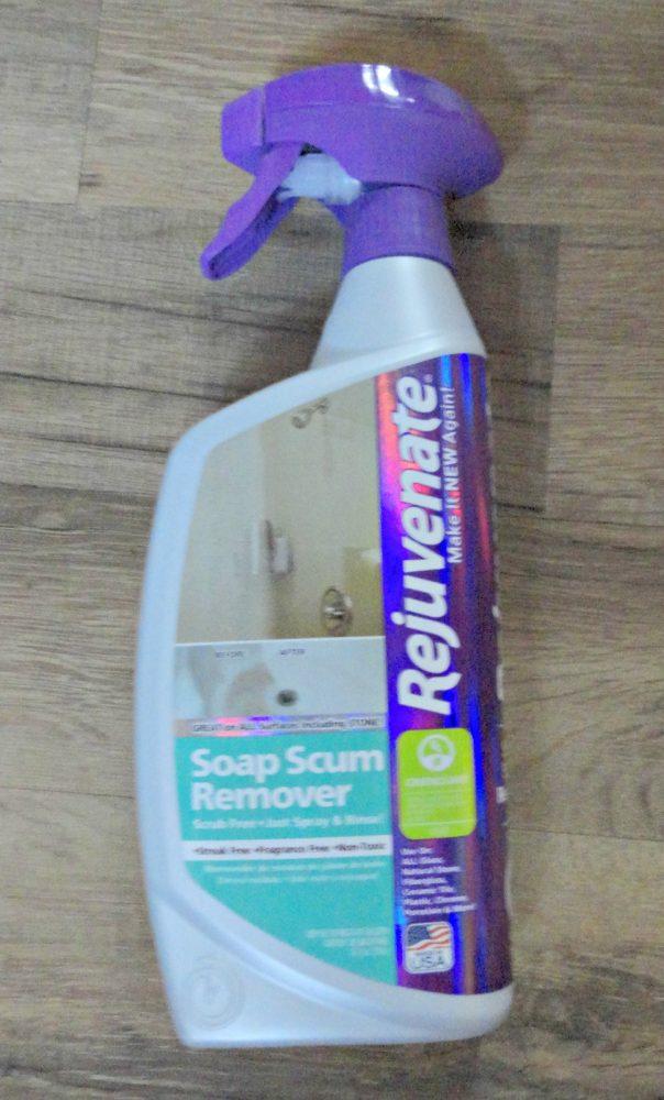 soap scum rejuvenate