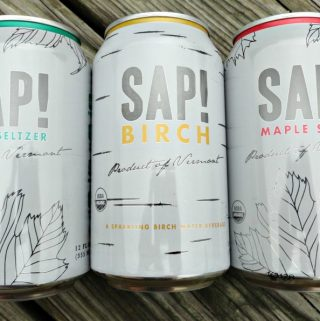 Sap! A Natural, Refreshing, and Actually Good For Your Beverage