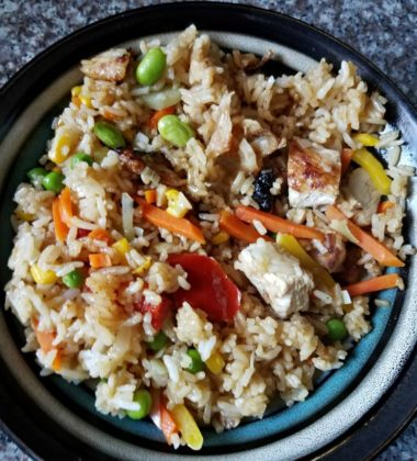 Ling Ling Fried Rice Delivers On Taste- Even My Kids LOVE IT!