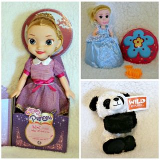 Wild Republic – You Are A Princess Doll – Cupcake Surprise Dolls