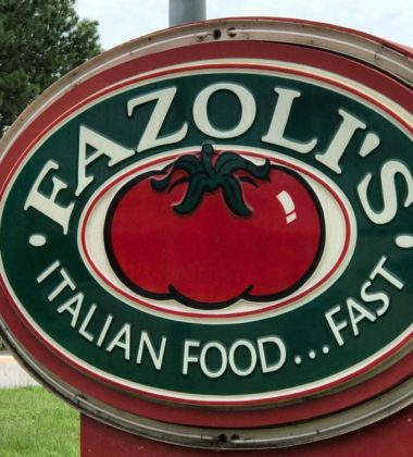 One Of Our Favorite Road Trip Spots~ Fazoli's® Italian Food...Fast