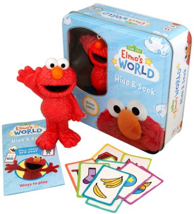 Elmo's World Hide and Seek