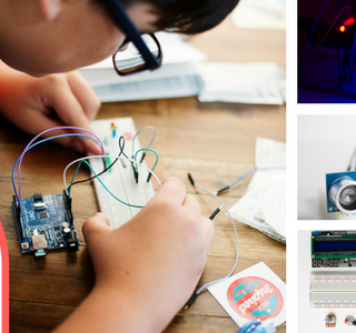 Electronic Projects To Keep Your Kid's Brain Engaged- Creation Crate