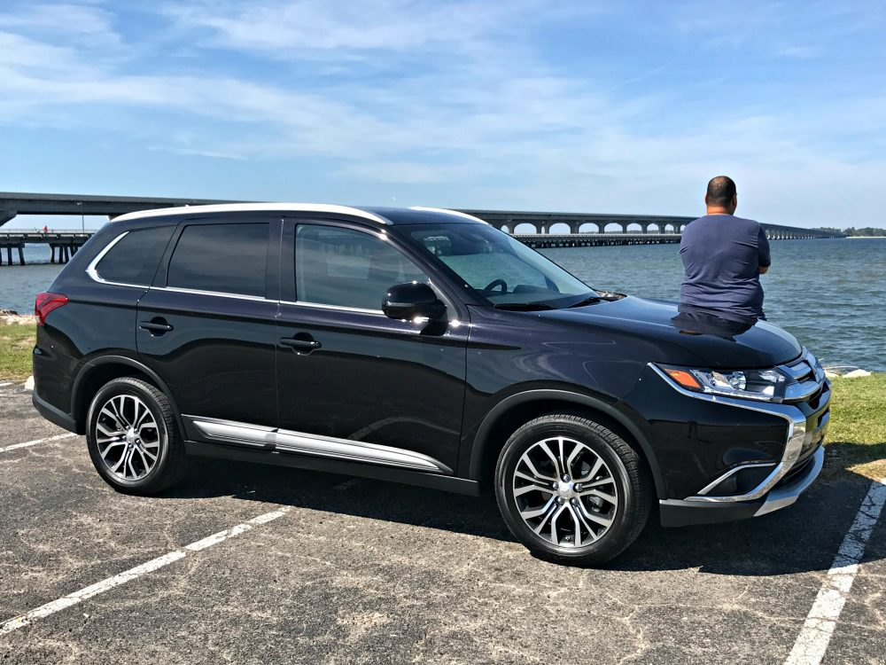 Road Trip With The 2017 Mitsubishi Outlander SEL