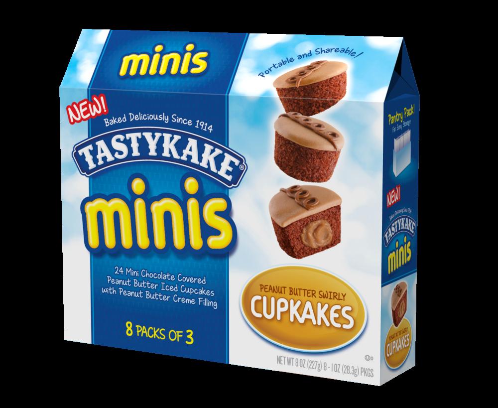 Tastykake Coffee Cake Calories