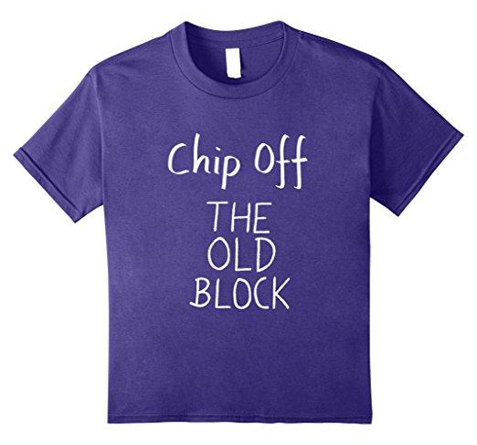 chip block tee