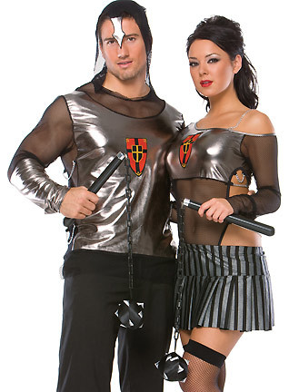 hot couple costumes