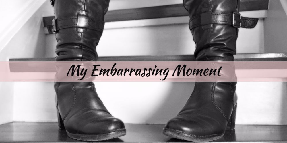 Embarrassing pee accidents