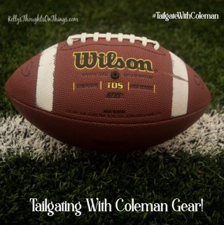 Tailgating with Coleman Gear This Year!
